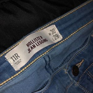 Women's 11R HOLLISTER jeggings